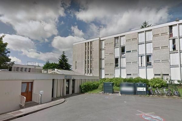 La cité universitaire de Beaulieu à Rennes