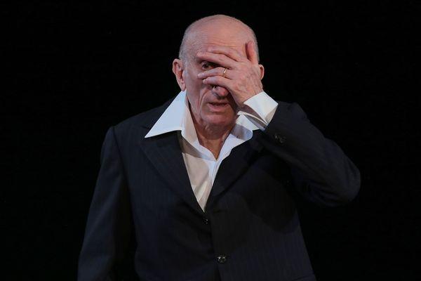 L'humoriste Jean-François Derec.