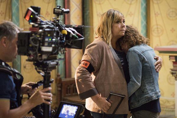 """Le tournage de """"Meurtres à Orléans"""" s'est déroulé au cours de l'été 2017"""