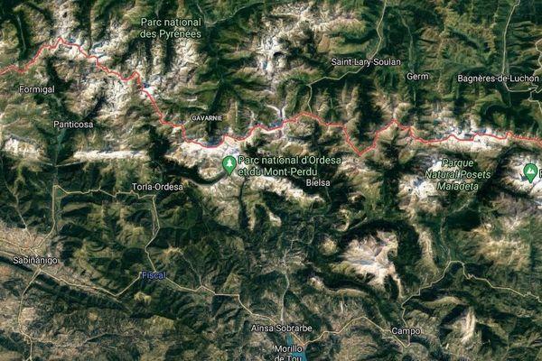 Les sommets de l'Aragon vont changer de nom