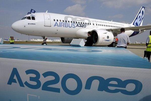L'A320 Néo représente à lui seul 512 commandes