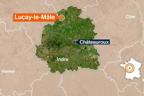 Le jeune homme de 22 ans a été tué durant une partie de chasse à Luçay-le-Mâle dans l'Indre.