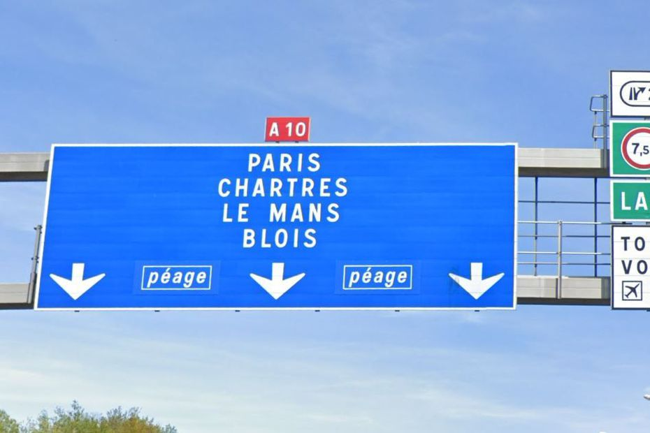 Indre-et-Loire : le point sur les travaux de l'A10 au niveau de Tours