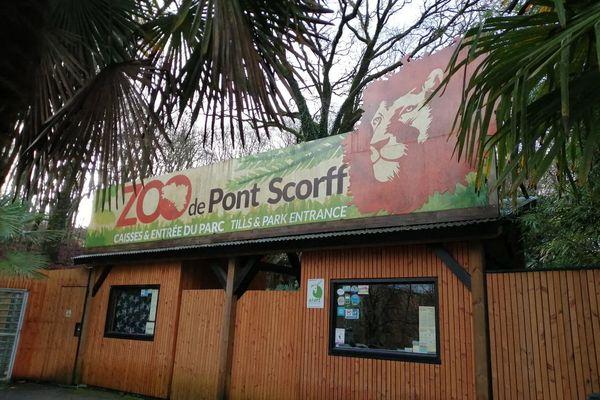 Le zoo de Pont-Scorff