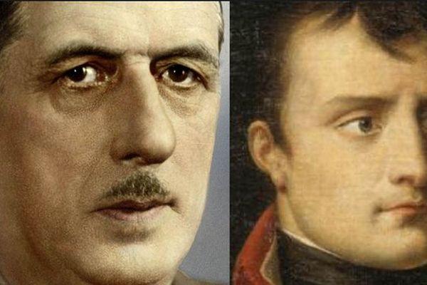 De Gaulle et Bonaparte, un ouvrage de Patrice Gueniffey