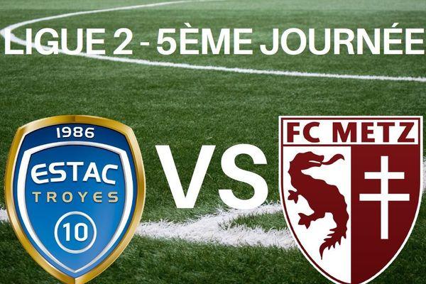 ESTAC vs FC Metz