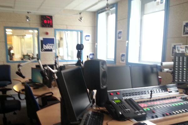 France Bleu Lorraine comme les autres antennes régionales était en grève ce lundi 27 juin.