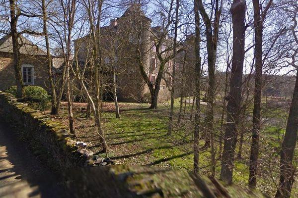 Château du Bosc à Camjac