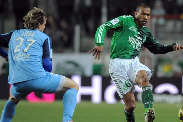 Sylvain MONSOREAU (en vert)