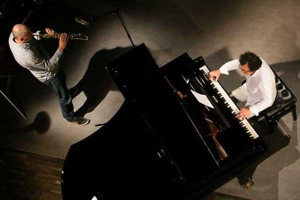 """Mario Stantchev - Lionel Martin duo"" dans le Backstage"