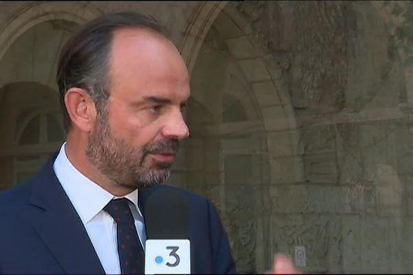 Edouard Philippe était interviewé ce vendredi 14 septembre sur France 3 Pays de la Loire
