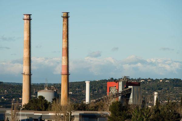 L'usine Altéo à Gardanne Alteo juge irréaliste la date butoir de fin 2019.