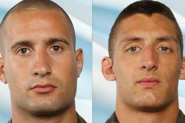 Nicolas Vokaer, 23 ans et Antoine Le Quinio, 22 ans sont décédés à Bangui.