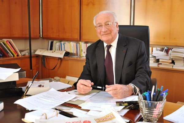 François-Régis Hutin en 2010