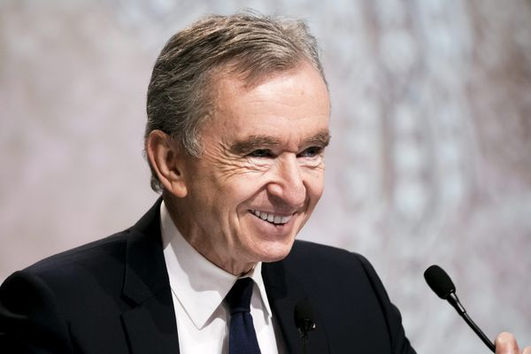 Bernard Arnault, patron du groupe LVMH.