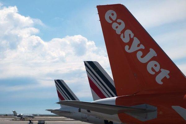 De nombreux vols EasyJet et Air France ont été annulés à l'aéroport Nice Côte d'Azur ce jeudi.