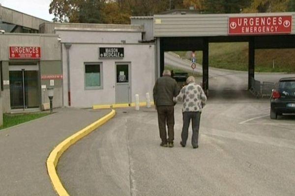 Les urgences de Thonon-les-Bains en Haute-Savoie