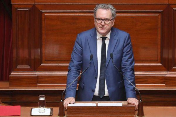 Richard Ferrand, député LREM du Finistère