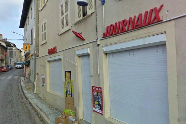 Le bureau de tabac de Roybon a été cambriolé le jeudi 28 mars à 3h40