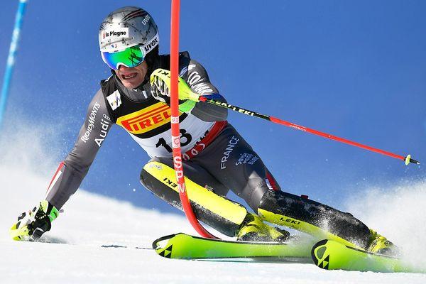 Julien Lizeroux portera encore les couleurs de l'équipe de France l'hiver prochain.