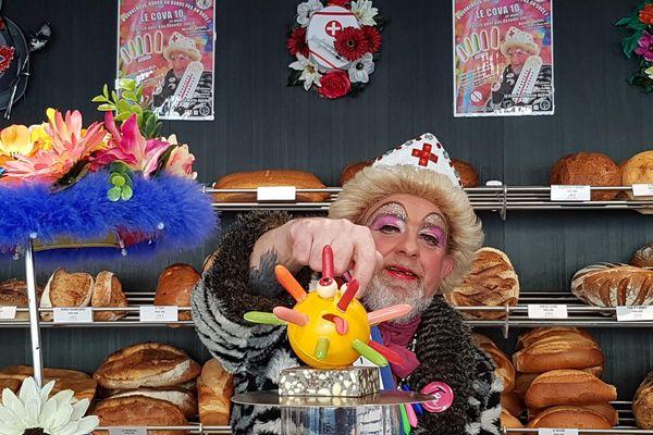 La spécialité carnavalesque anti morosité