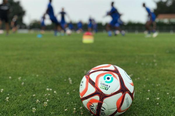 Les Chamois Niortais retrouvent la compétition du championnat de ligue 2, ce samedi 24 juillet