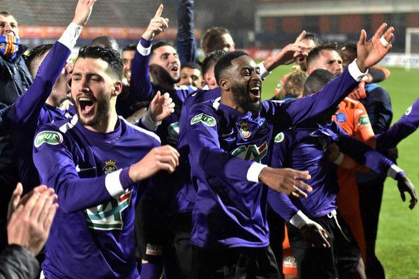 Canet élimine Marseille en Coupe de France