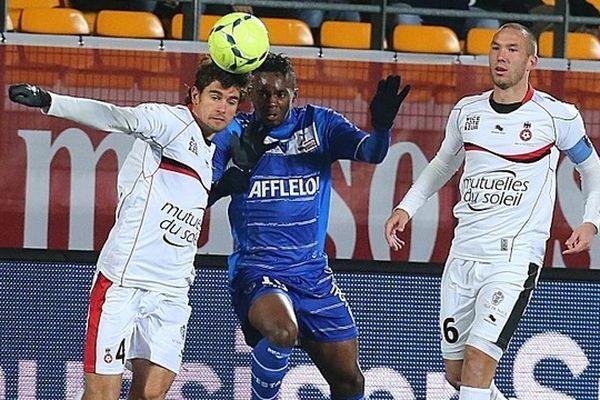 Les Niçois ont obtenu dans les arrêts de jeu une égalisation presque inespérée sur le terrain de Troyes (1-1) et poursuivent leur belle série d'invincibilité en championnat, avec un sixième match consécutif sans défaite, samedi lors de la 16e journée de Ligue 1.