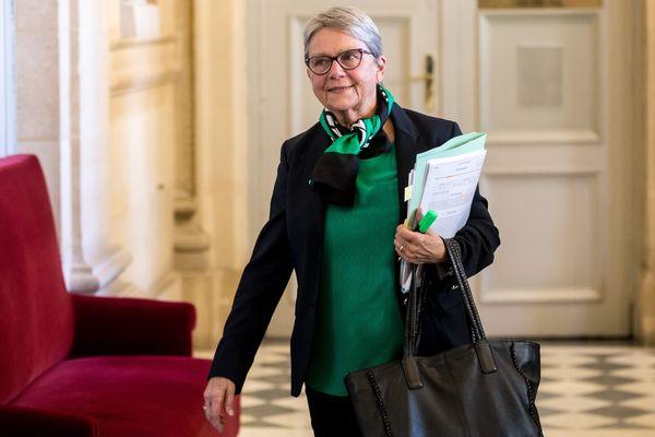 Catherine Coutelle, ancienne députée socialiste à l'Assemblée nationale