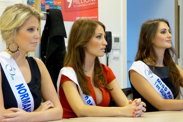 Miss Ouest 2011