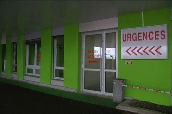 Les urgences de la polyclinique Chénieux, à Limoges