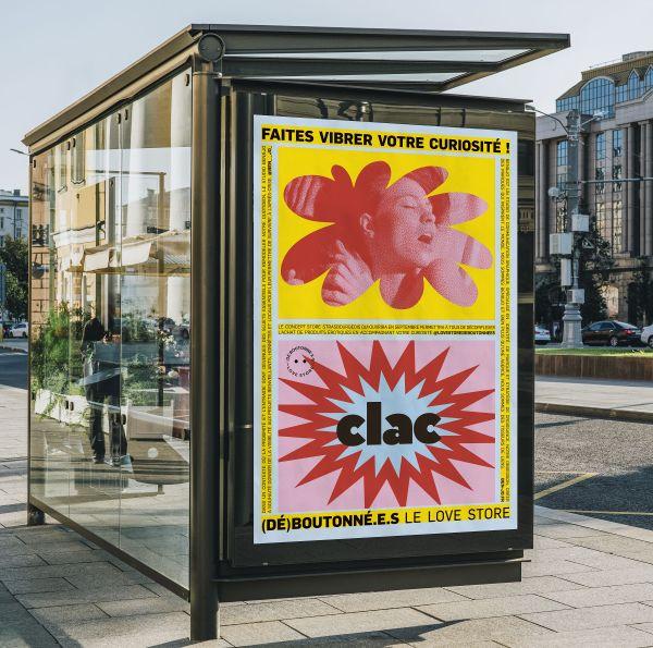 La campagne d'affichage de Ben and Jo pour les entreprises locales va se poursuivre jusqu'à la mi-juillet.