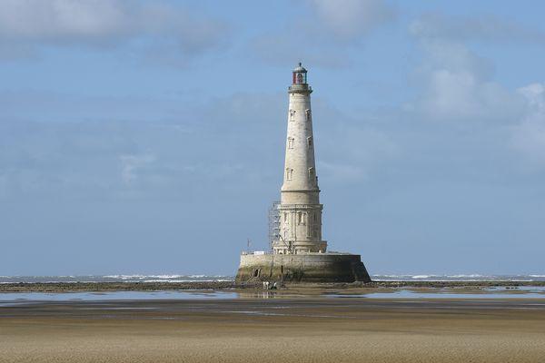 Le phare de Cordouan candidat au patrimoine mondial de l'Humanité.