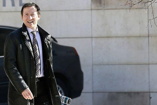 Le juge d'instruction Jean-Michel Gentil
