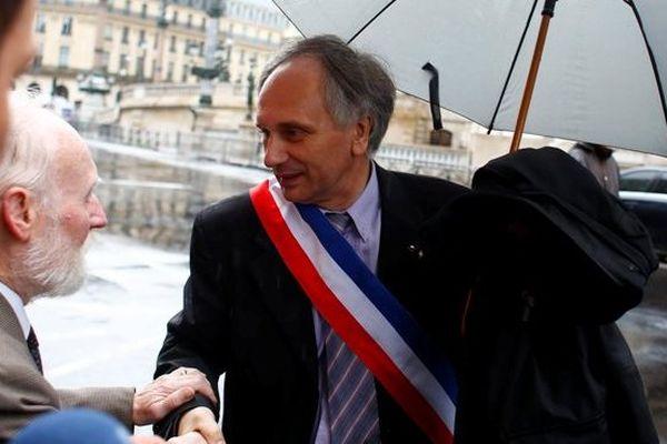 Franck Briffaut, patron du FN dans l'Aisne.