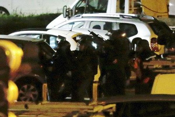 Le RAID est intervenu mercredi soir, pour tenter de déloger Joseph Orsoni, retranché chez lui. Cité Aurore à Bastia, dans le quartier de Montesoro.