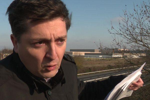 Aude : Stéphane, locavore de Castelnaudary, milite pour les produits locaux et la résilience alimentaire - janvier 2020.