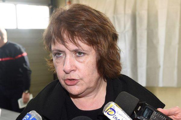 Isabelle Pagenelle, procureure de la République de La Rochelle