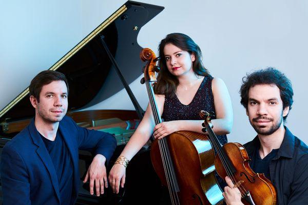 Le Trio Metral jouera notamment à Ancenis en Loire Atlantique, une des deux nouvelles communes qui rejoignent cette année la Folle Journée en Région