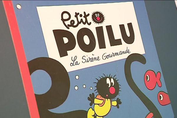 """""""Petit Poilus"""" est un personnage culte chez les moins de 10 ans"""