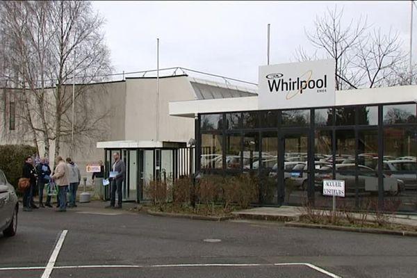 Whirlpool: les salariés inquiets pour l'avenir de la dernière usine française