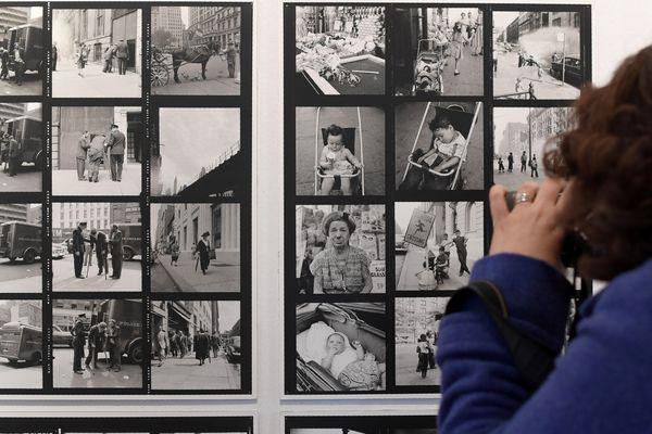 L'oeuvre de la photographe Vivian Maier se compose de plus de 120.000 négatifs.
