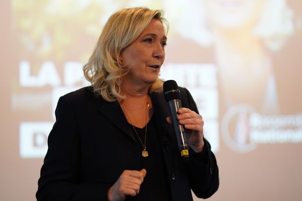 Pour soutenir les candidats de son parti aux Municipales 2020 en Seine-Maritime, Marine Le Pen tiendra un discourt d'une bonne demi-heure avant de céder la parole à Nicolas Bay dont vous pouvez écouter les propos dans cet article.