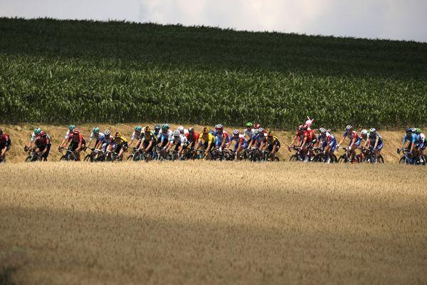 Direction Nancy pour la 4e étape du Tour de France 2019.