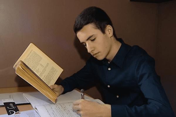 Le lycéen breton n'a pas obtenu de voix des immortels