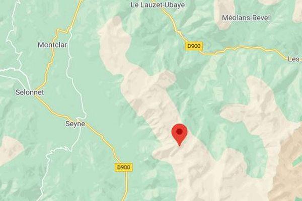 L'avalanche s'est produite sur les pentes du Pic de l'Aiguillette
