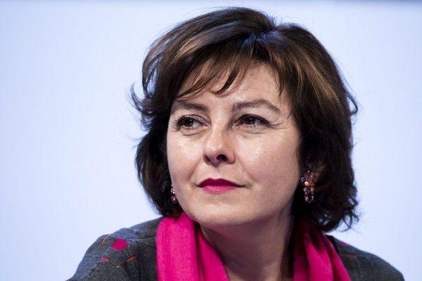 Carole Delga, présidente de la Région Occitanie