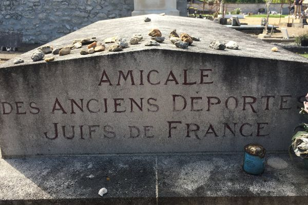 Cimetière de Beaune-la-Rolande