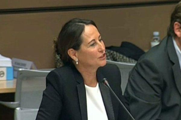 Ségolène Royal, ministre de l'Ecologie et du Développement durable