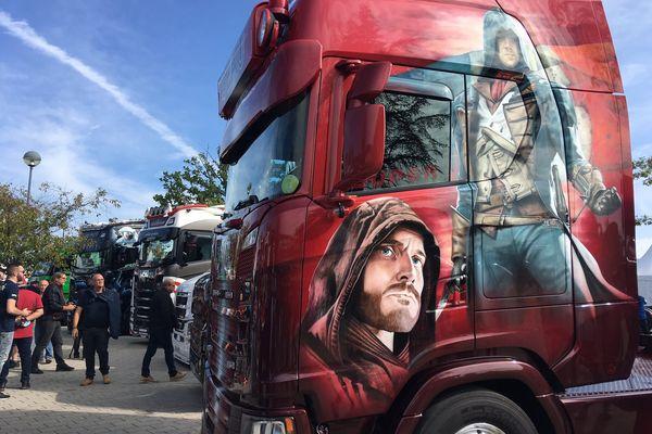 Il est pas beau mon camion ?